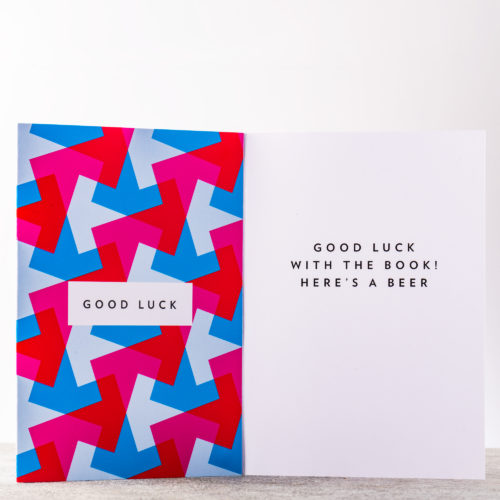 Good Luck Card – Atlantean